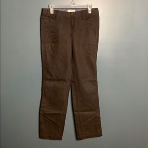 Banana Republic brown pants